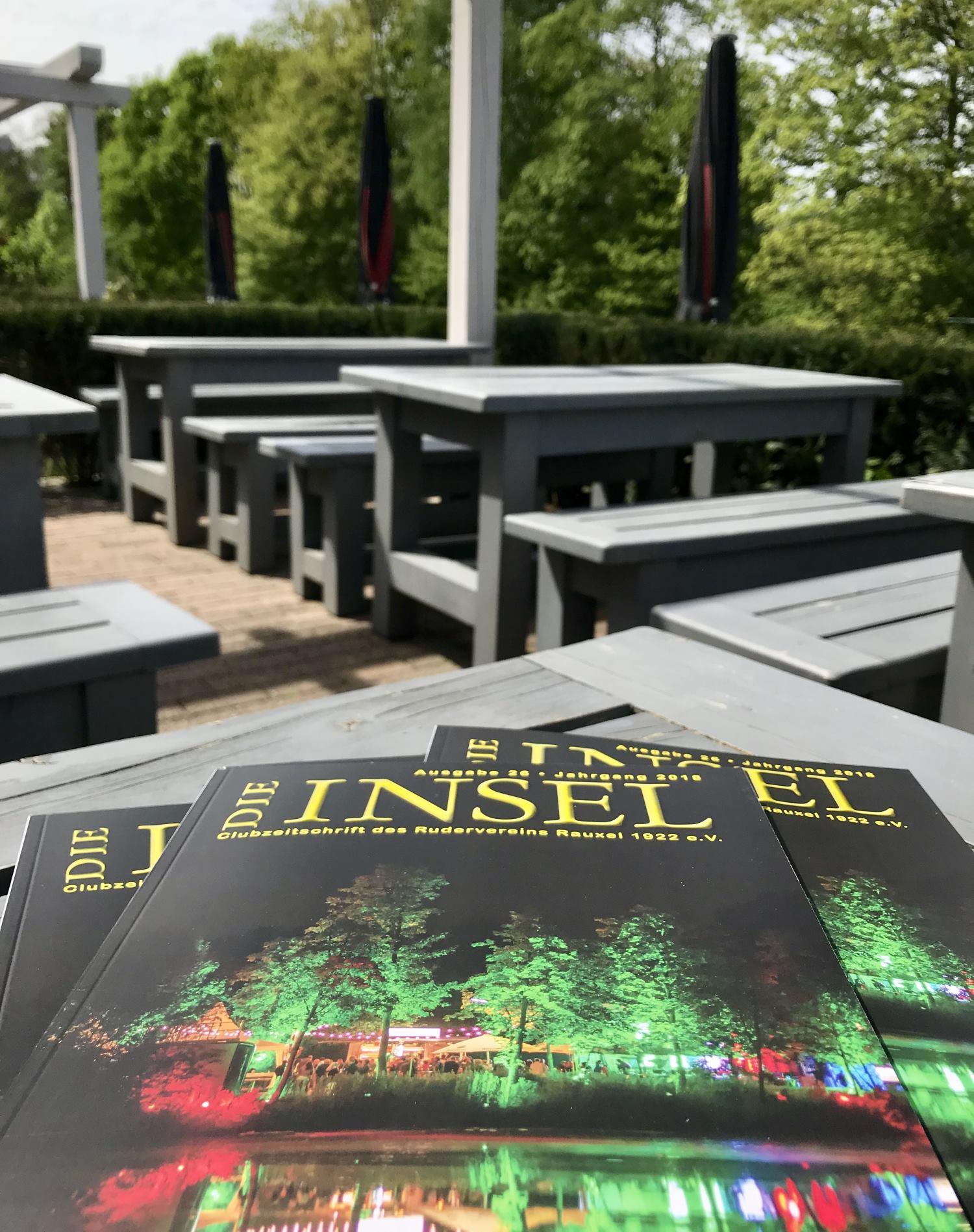 Druckfrisch – Die INSEL 2018 ist da!