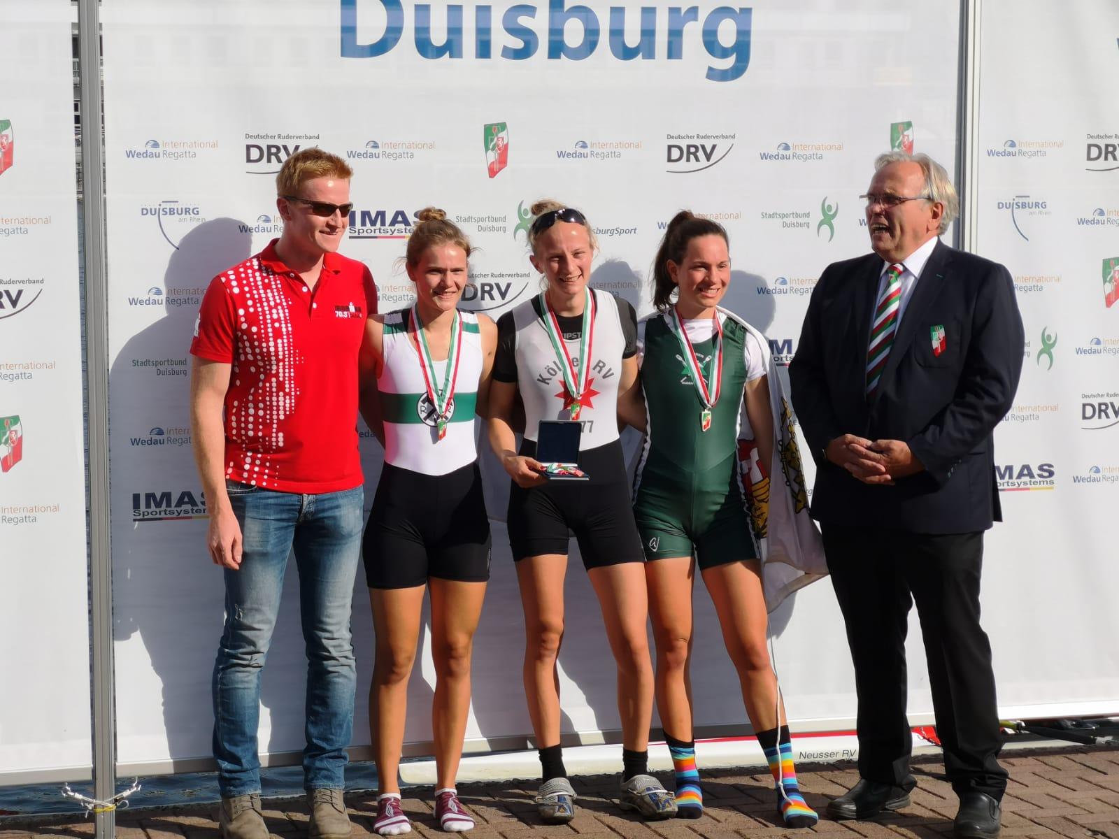 Landesmeisterschaften in Duisburg